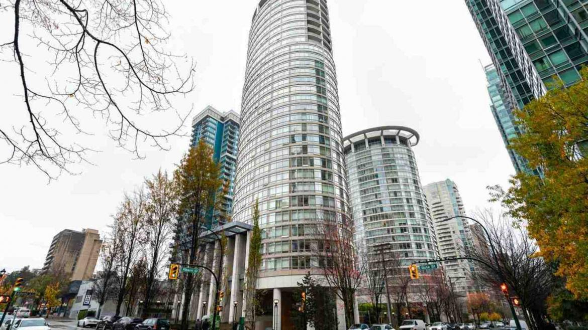 902 - 1200 Alberni Street, West End VW, Vancouver West